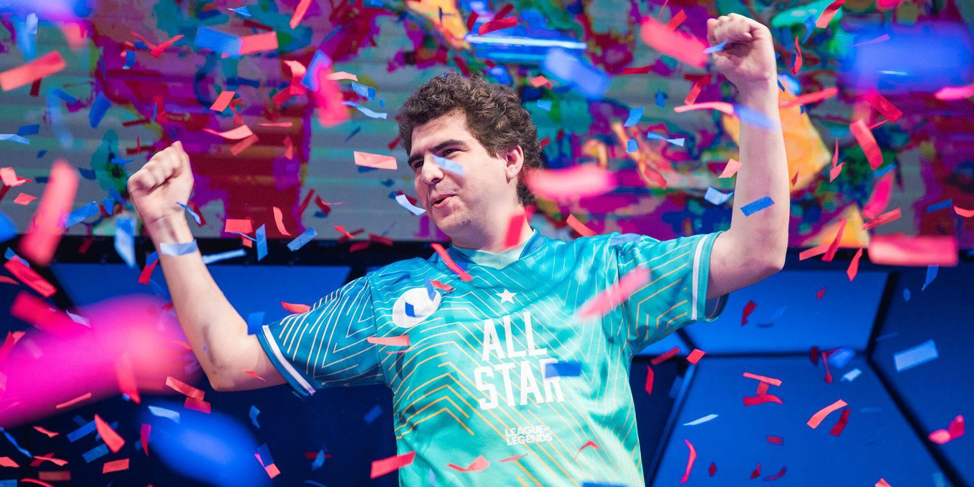 Le meilleur joueur de League of Legends en 1v1 est belge !