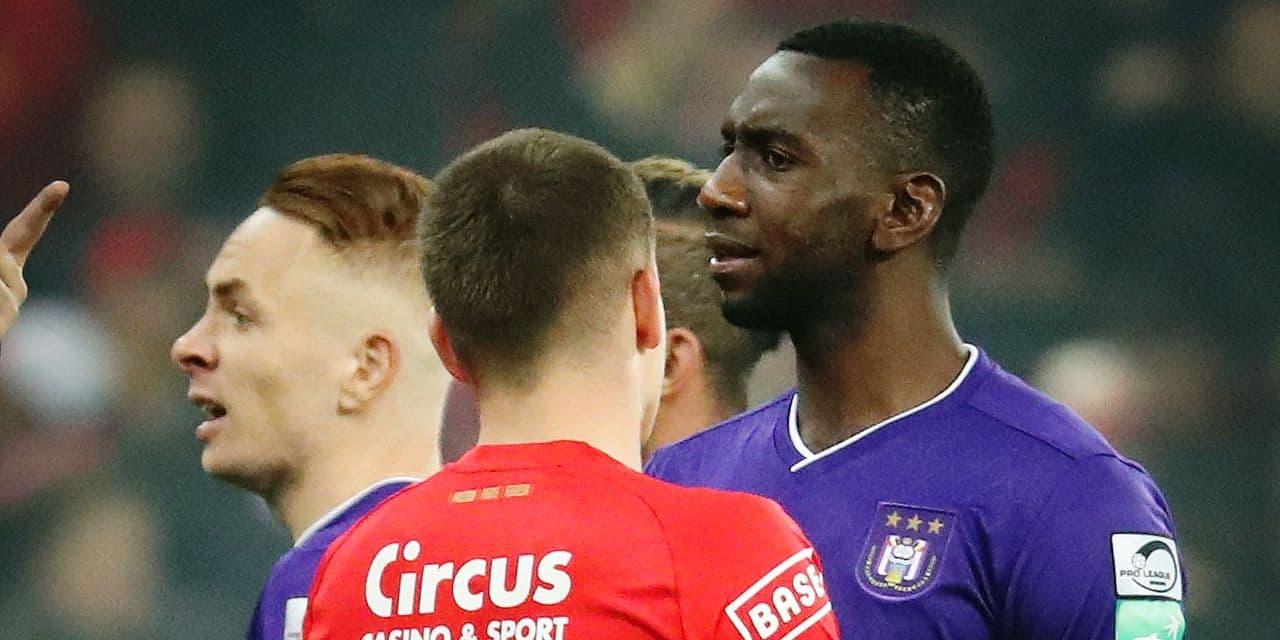 """""""Anderlecht a besoin de Najar pour répondre à Djenepo"""""""