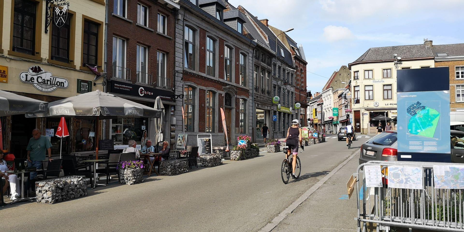 La ville d'Enghien impose partiellement le masque !