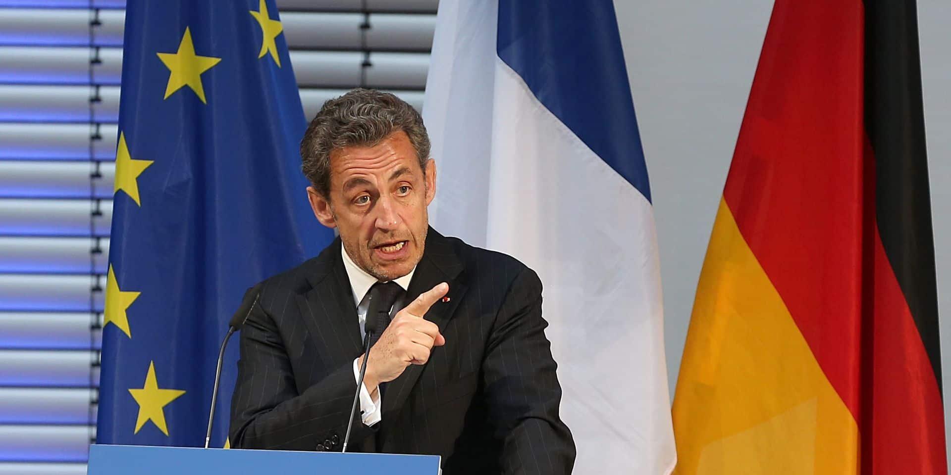 Taxé de raciste après son passage dans Quotidien, Nicolas Sarkozy réagit