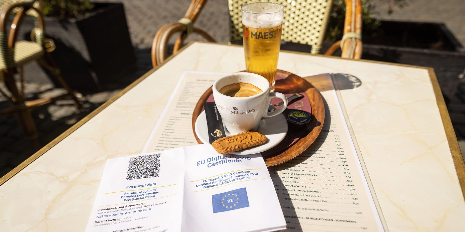 Covid Safe Ticket : Bruxelles et Wallonie accordent leurs violons