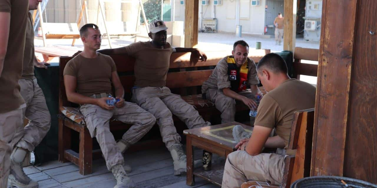 Les Diables font vibrer jusqu'en Afghanistan