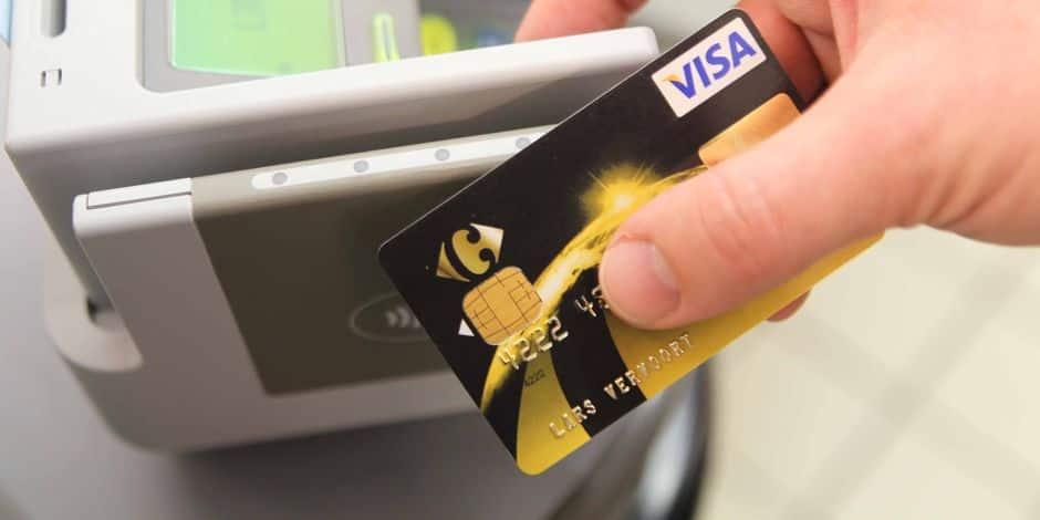 Cartes bancaires : une panne affecte les paiements Visa en Europe
