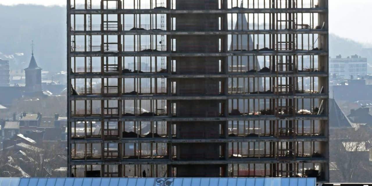 Un jeune homme de 25 ans chute du 8e étage de la Cité administrative et se tue !