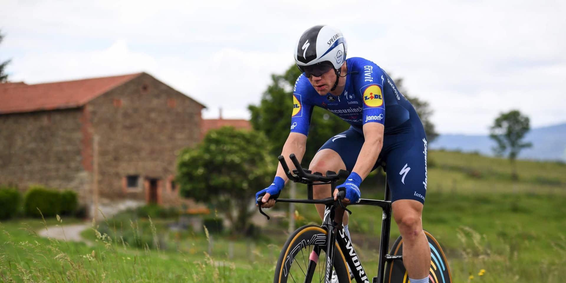 Critérium du Dauphiné: abandon de Fabio Jakobsen dans la dernière étape