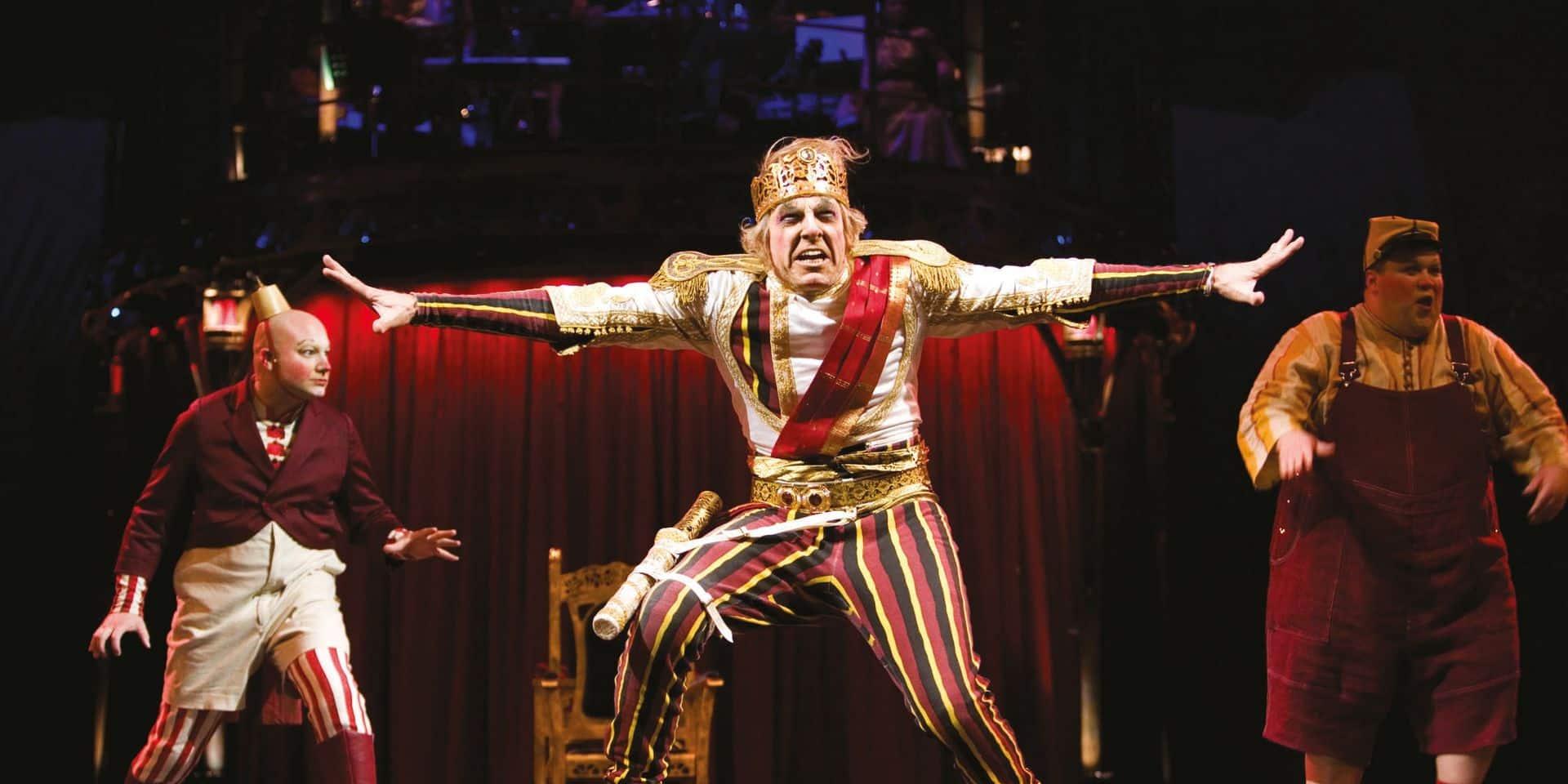 Le Cirque du Soleil est en faillite