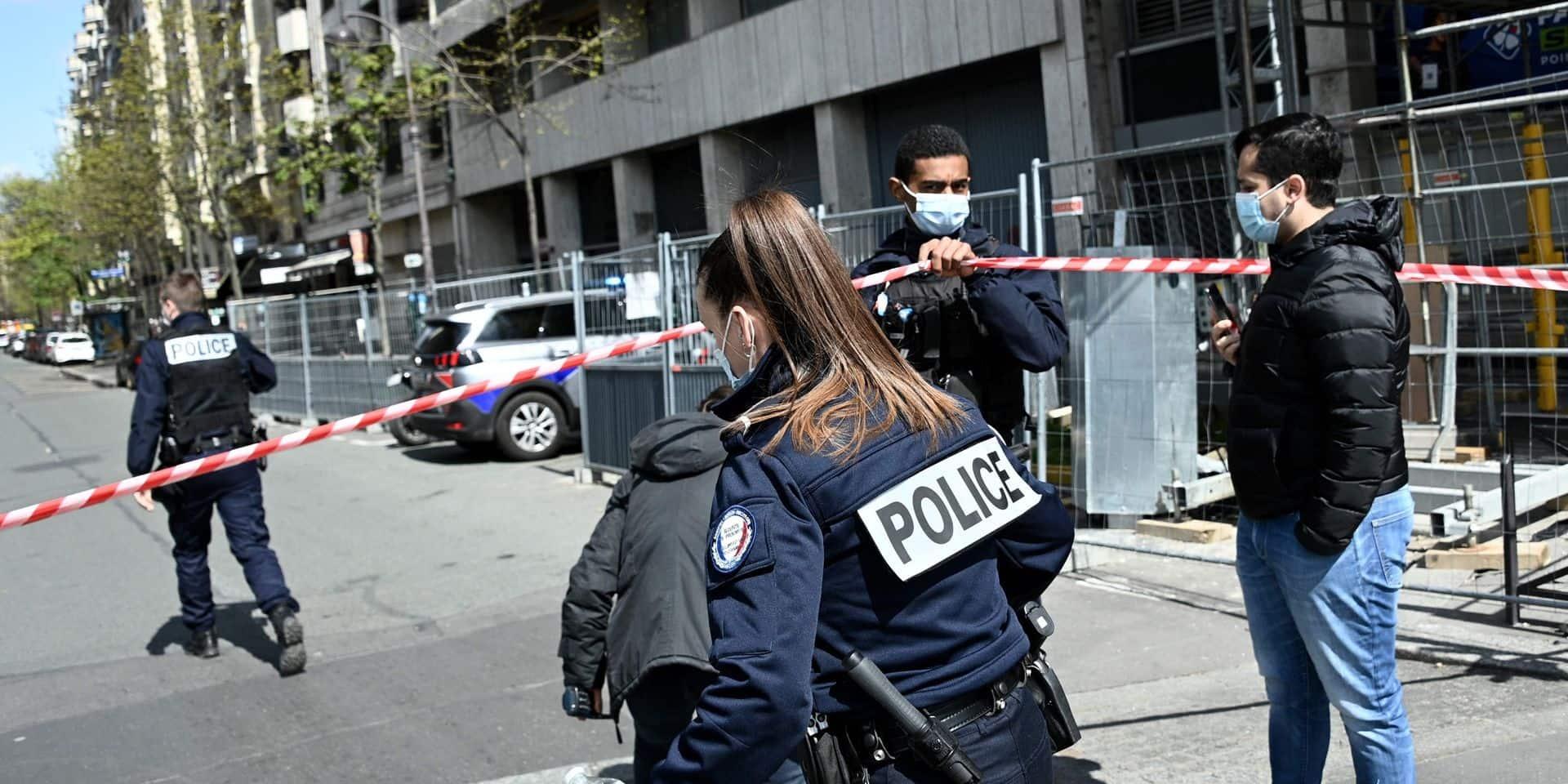 Un mort et un blessé grave par balles devant un hôpital à Paris, le tireur en fuite !