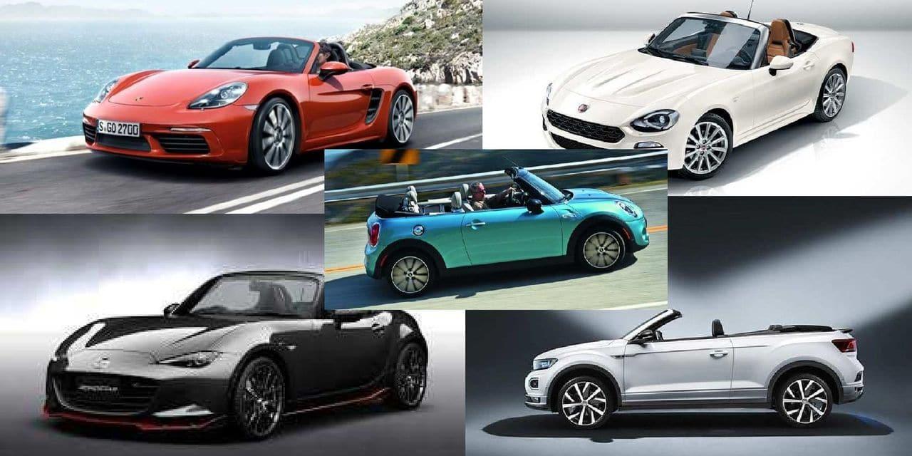 Selon vous, quel est le plus beau cabriolet ?