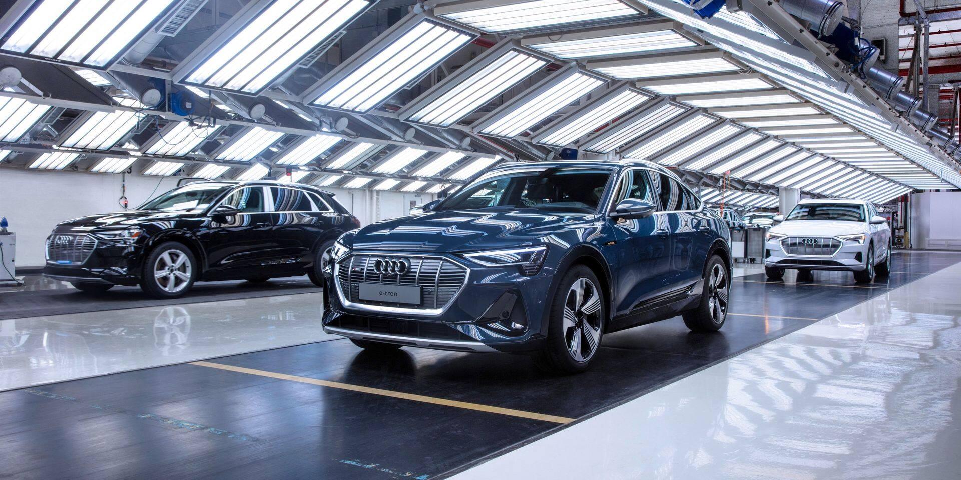 L'avenir d'Audi Brussels est assuré : un nouveau modèle attendu en 2026