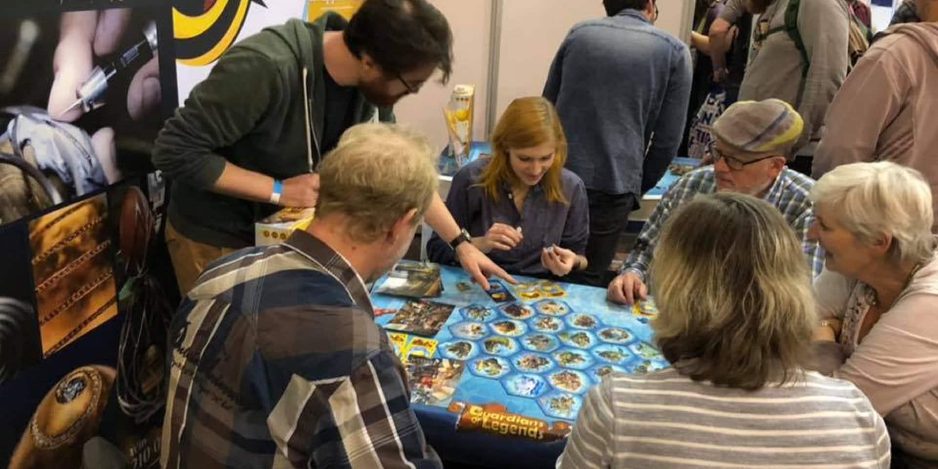 Des Liégeois créent un jeu de société qui mène à un butin de 210.000 euros