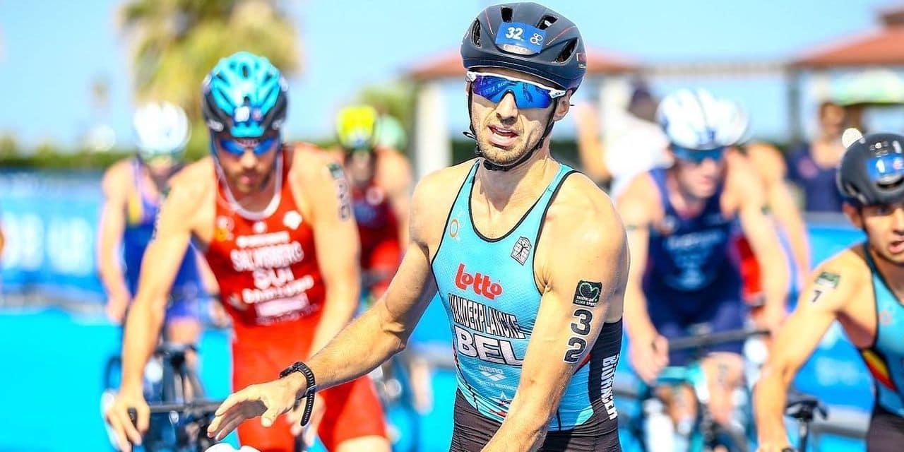 La Belgique huitième du relais mixte à l'Euro de triathlon