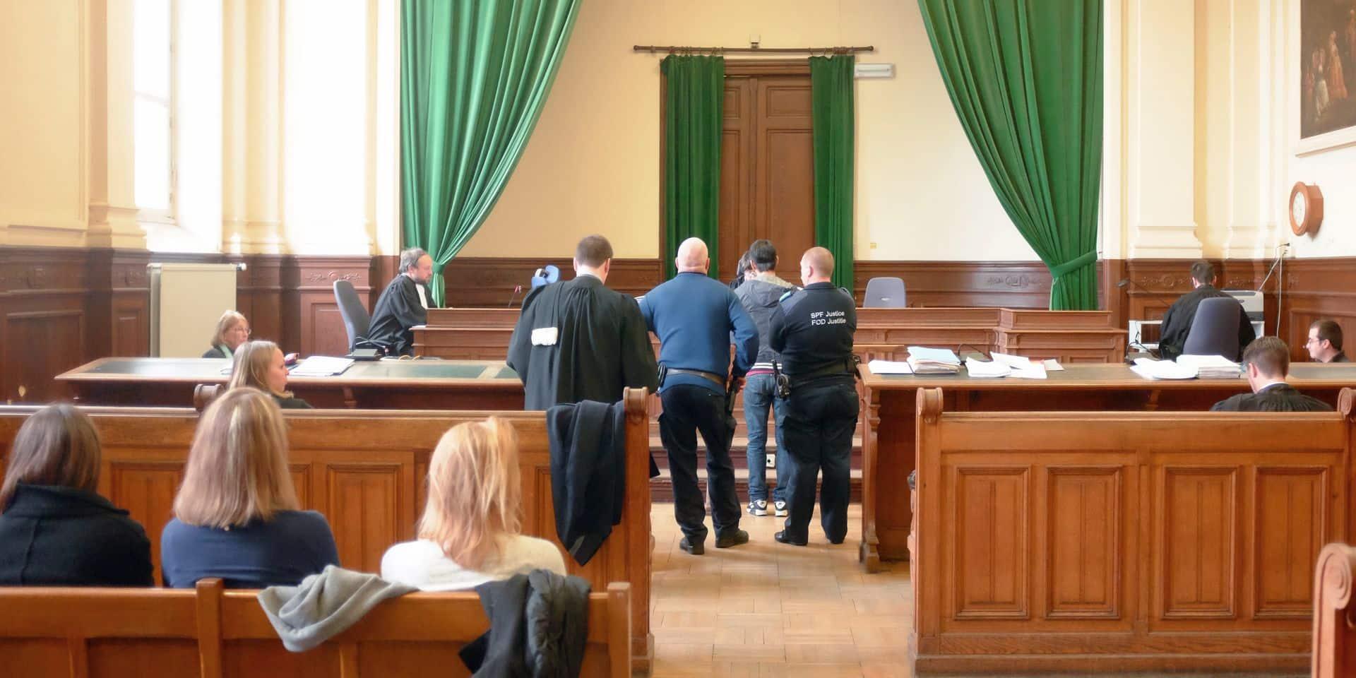 Tournai - tribunal correctionnel
