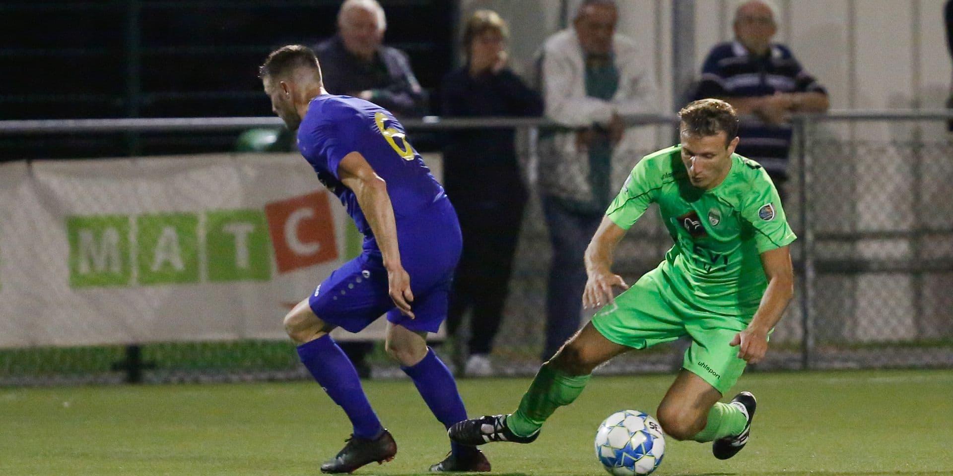 Clément Moors de retour en Brabant wallon avec ce match à la RUTB