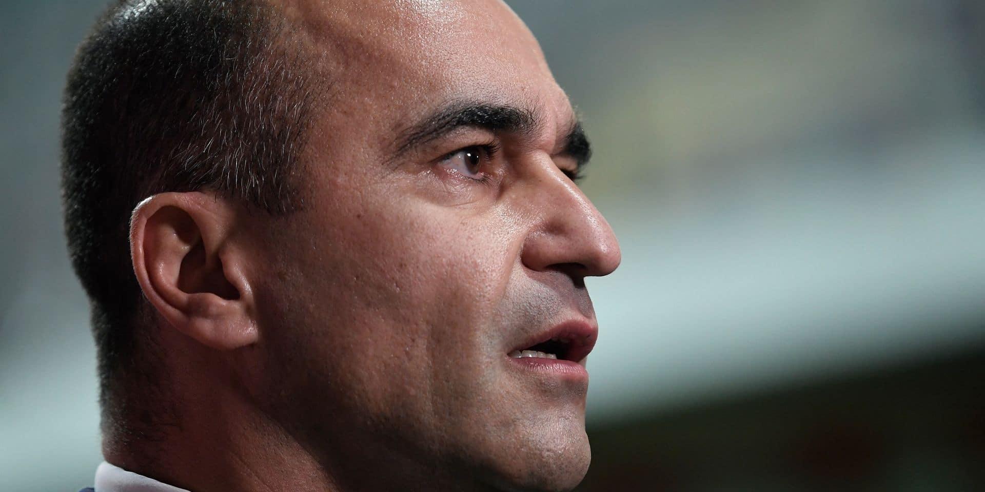 """Roberto Martinez veut remporter la Nations League: """"Affronter la France n'est pas une revanche mais une nouvelle histoire"""""""