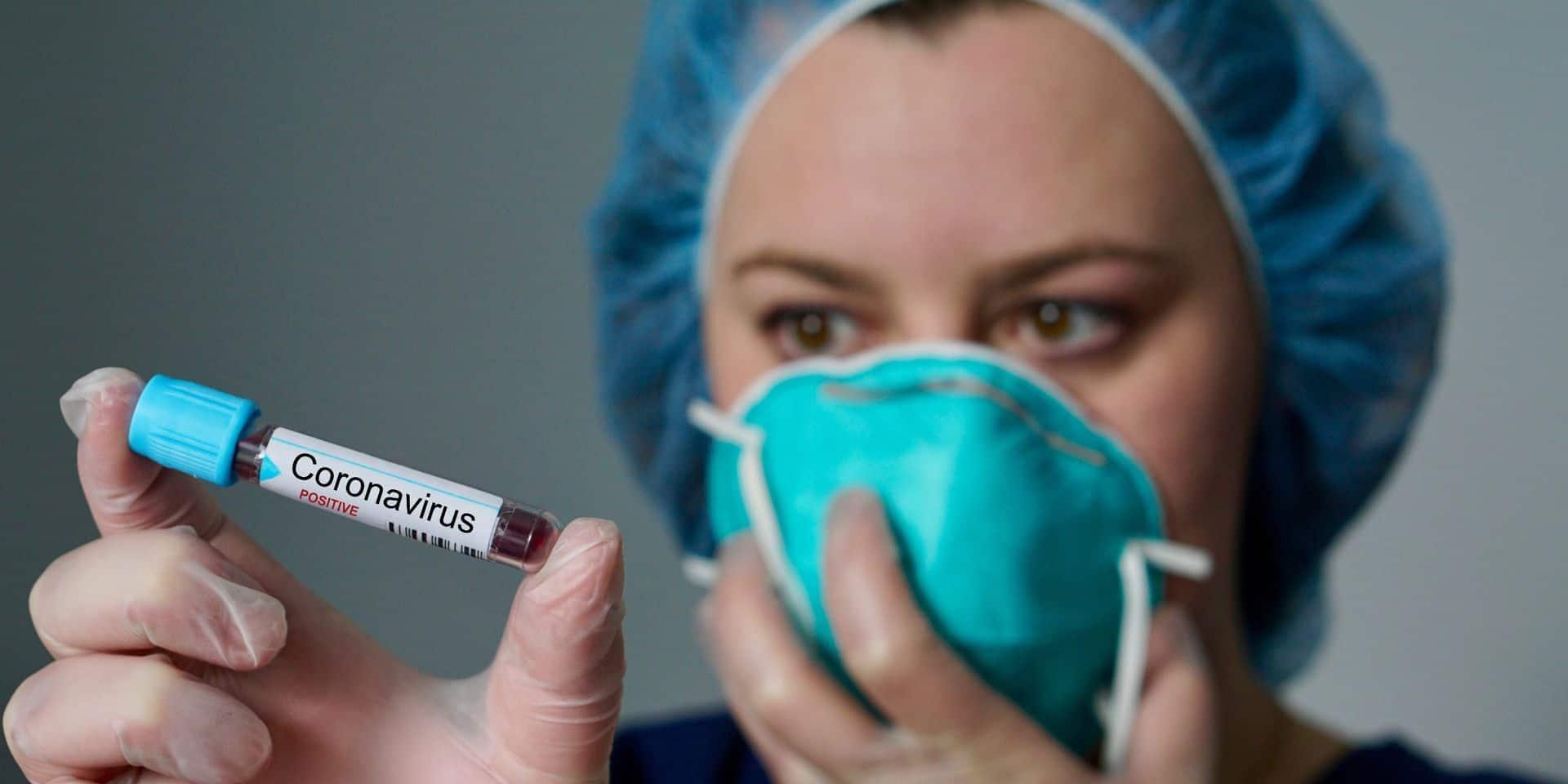 Coronavirus en Belgique: 37 nouveaux décès, 71 admissions à l'hôpital et 141 départs au cours des dernières 24 heures