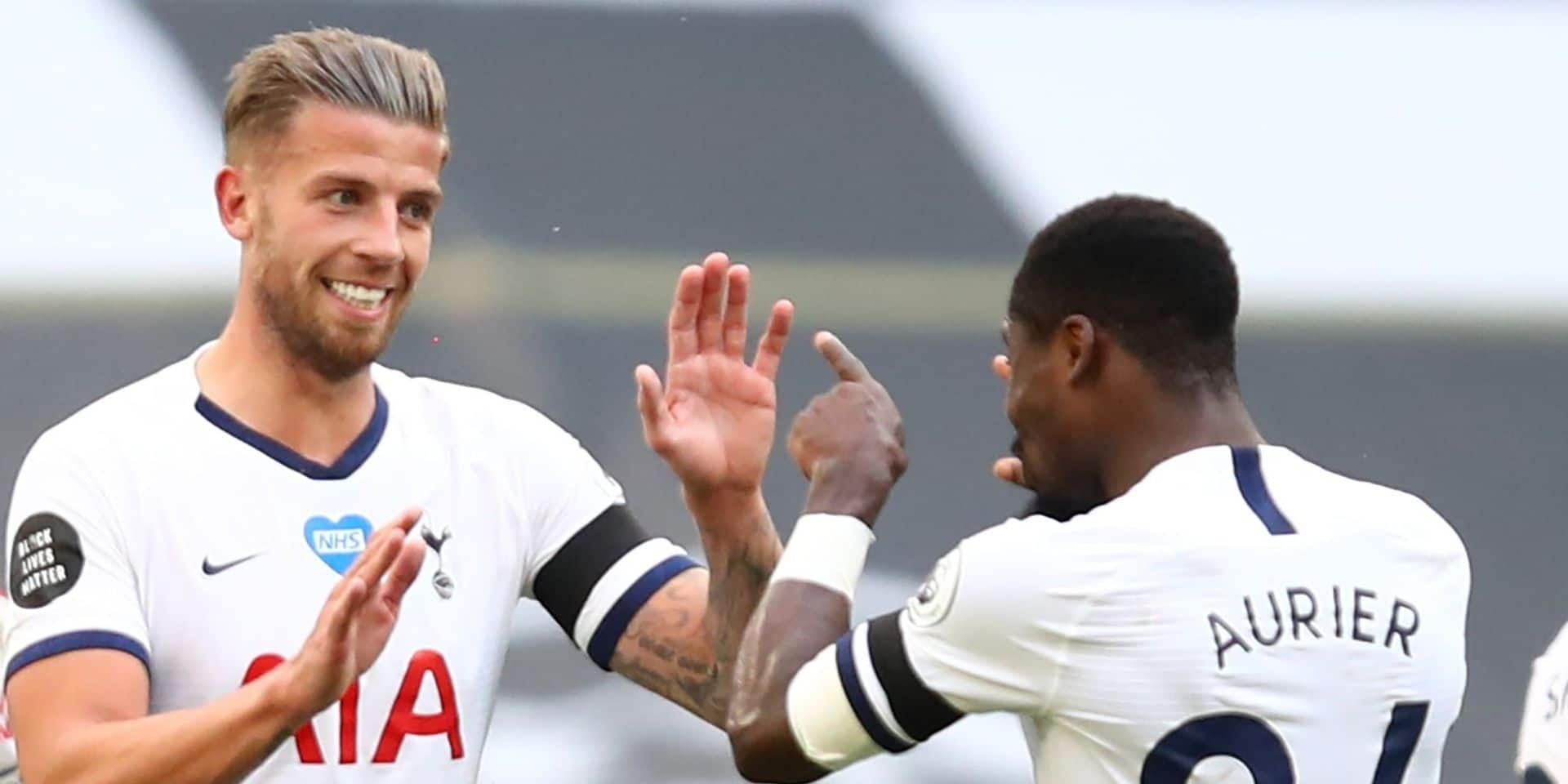 """""""Ne me faites pas dire ce que je ne veux pas dire"""": Mourinho s'emmêle les pinceaux au sujet de l'absence d'Alderweireld"""
