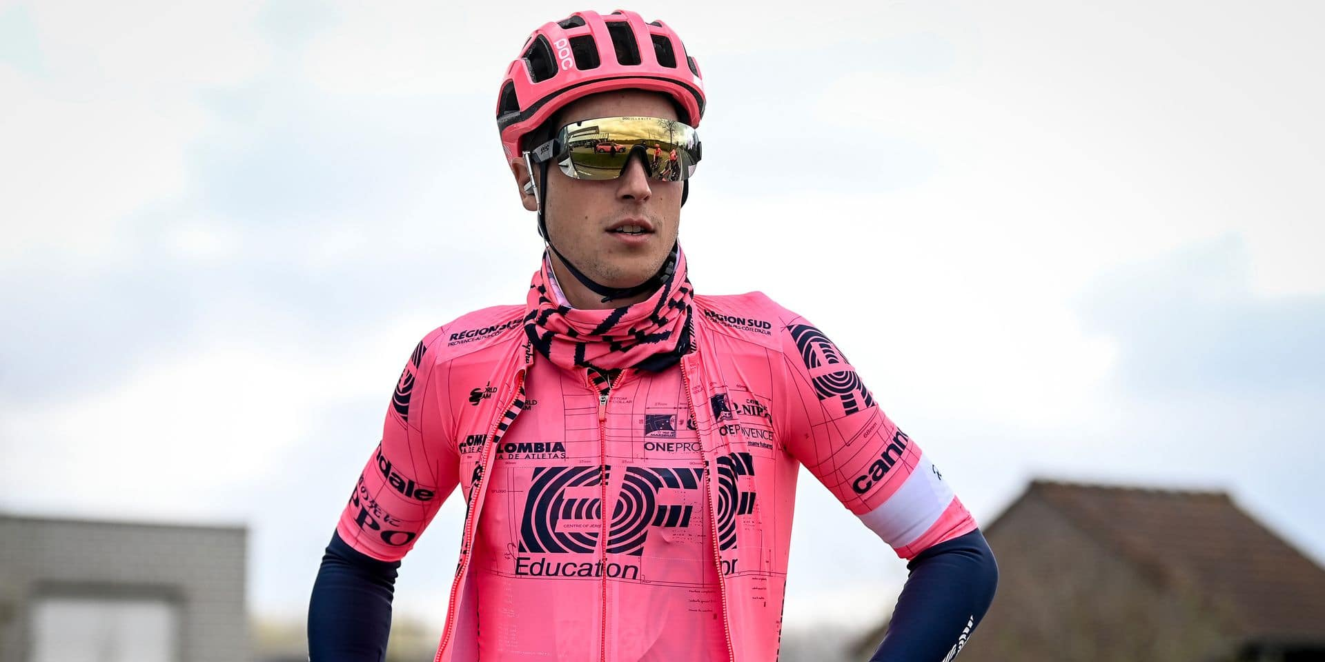 La préparation wallonne de Jens Keukeleire pour le Giro