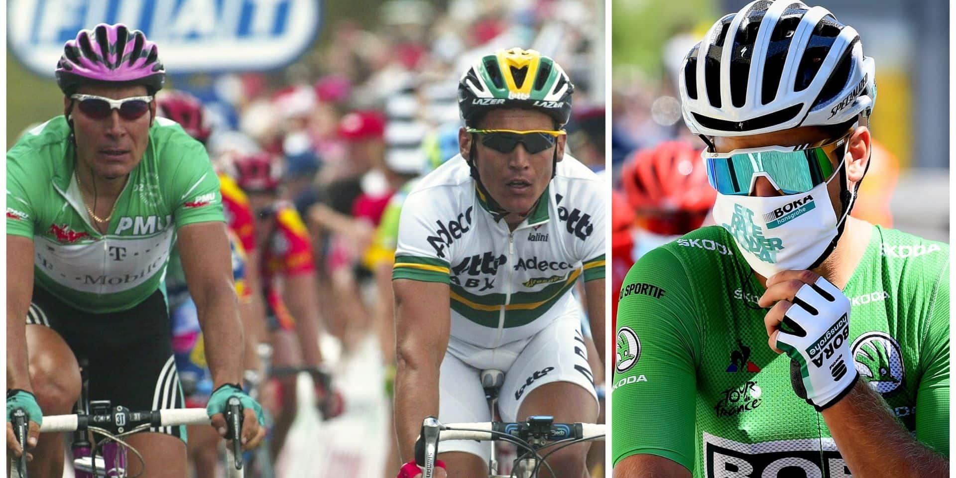 Quiz: êtes-vous incollables sur les meilleurs sprinteurs du Tour de France ?