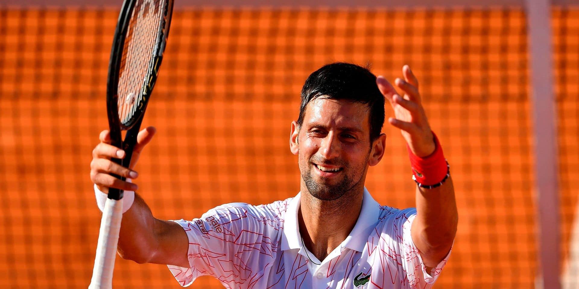 L'autre regard: Novak Djokovic et l'exemplarité