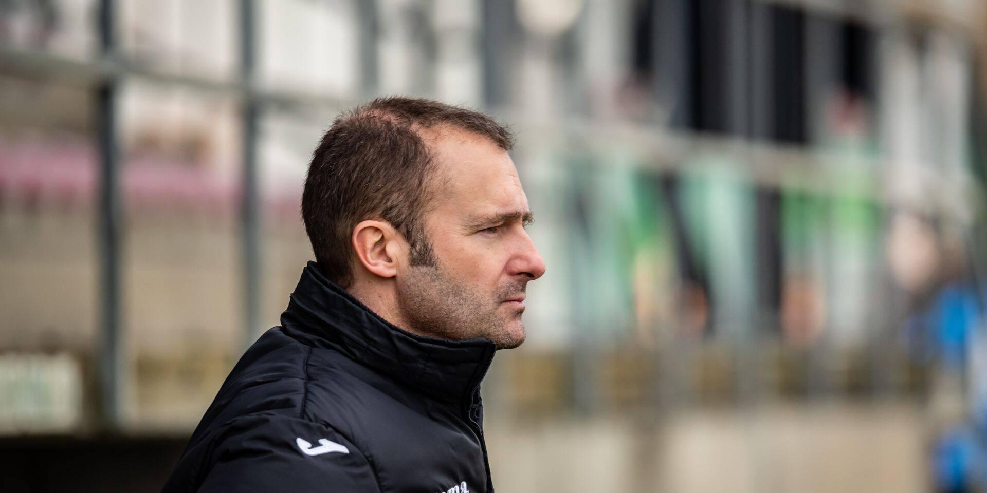 """Jean-Paul Nyssen est passé du foot provincial aux U21 d'Eupen : """"Le club connaissait beaucoup de choses sur moi"""""""