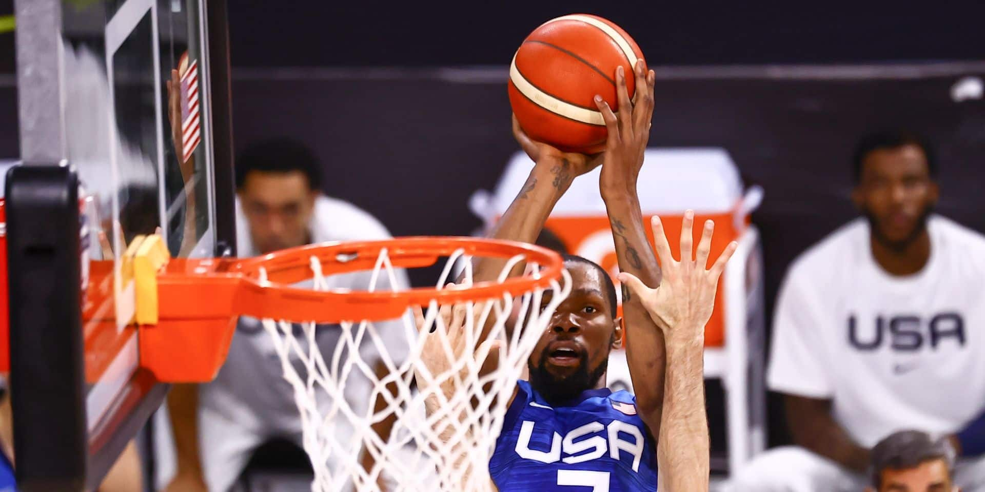 JO 2020 : la Team USA se rassure en dominant l'Argentine