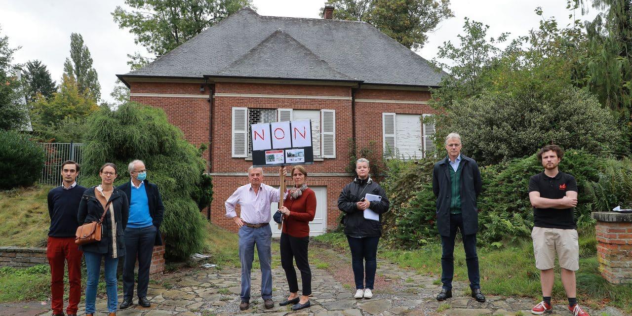 Projet immmobilier controversé à Woluwe-Saint-Pierre : les voisins de l'ambassade attaquent la Chine en justice