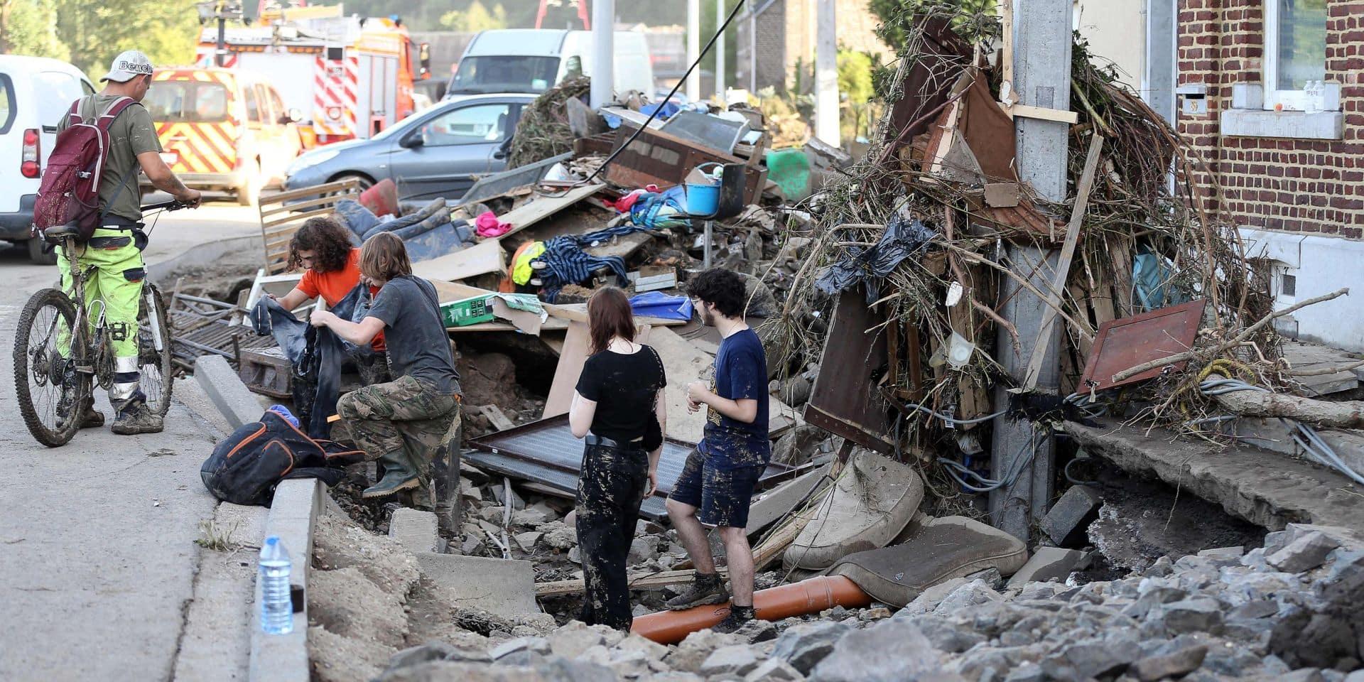 Chaudfontaine et son CPAS ouvrent un compte de solidarité pour venir en aide aux 4000 sinistrés de la Commune