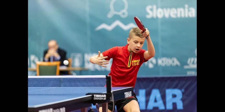 Tennis de table: Vedrinamur et Virton hésitent à rejouer en Superdivision