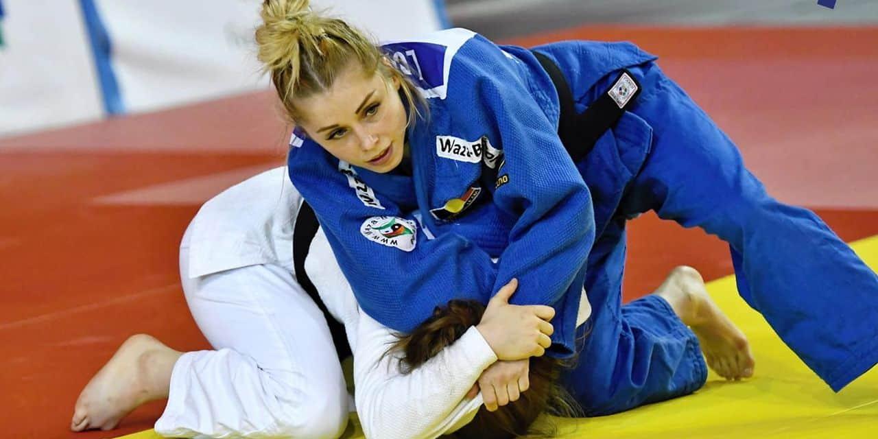 Judo : pas de médaille belge à l'Euro juniors...