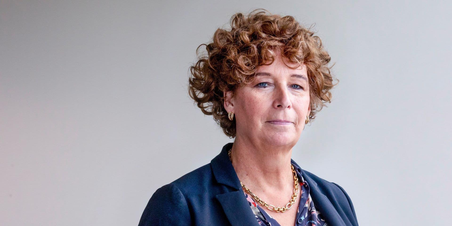 """Petra De Sutter déplore le demi-million d'euros reçu par l'ex-CEO de bpost : """"Ca laisse un arrière-goût amer"""""""