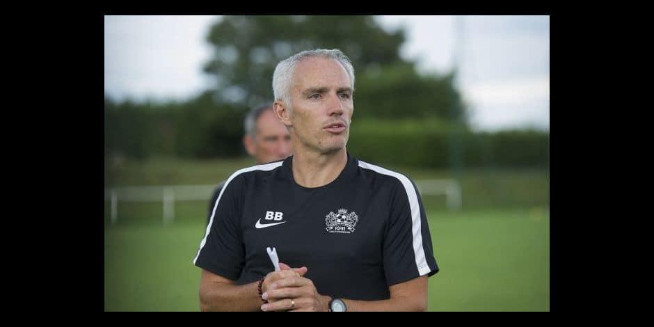 Bernard Bouger est le nouvel entraineur de La Louvière Centre