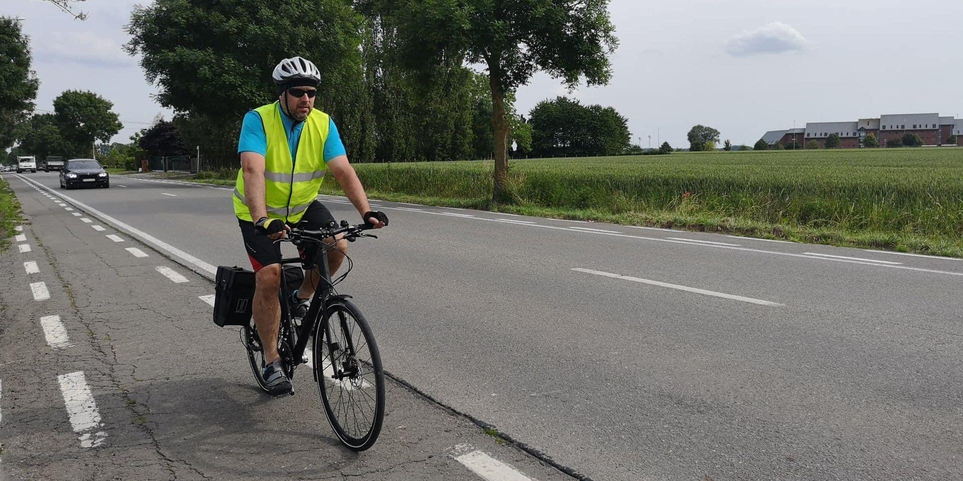 Brugelette: plus le moindre euro pour les vélos !