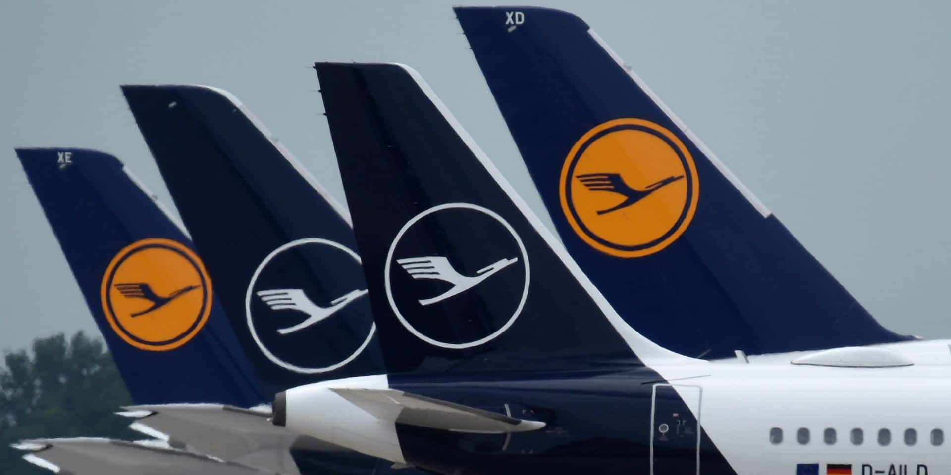 Lufthansa: les actionnaires approuvent le plan de sauvetage à plus de 98%