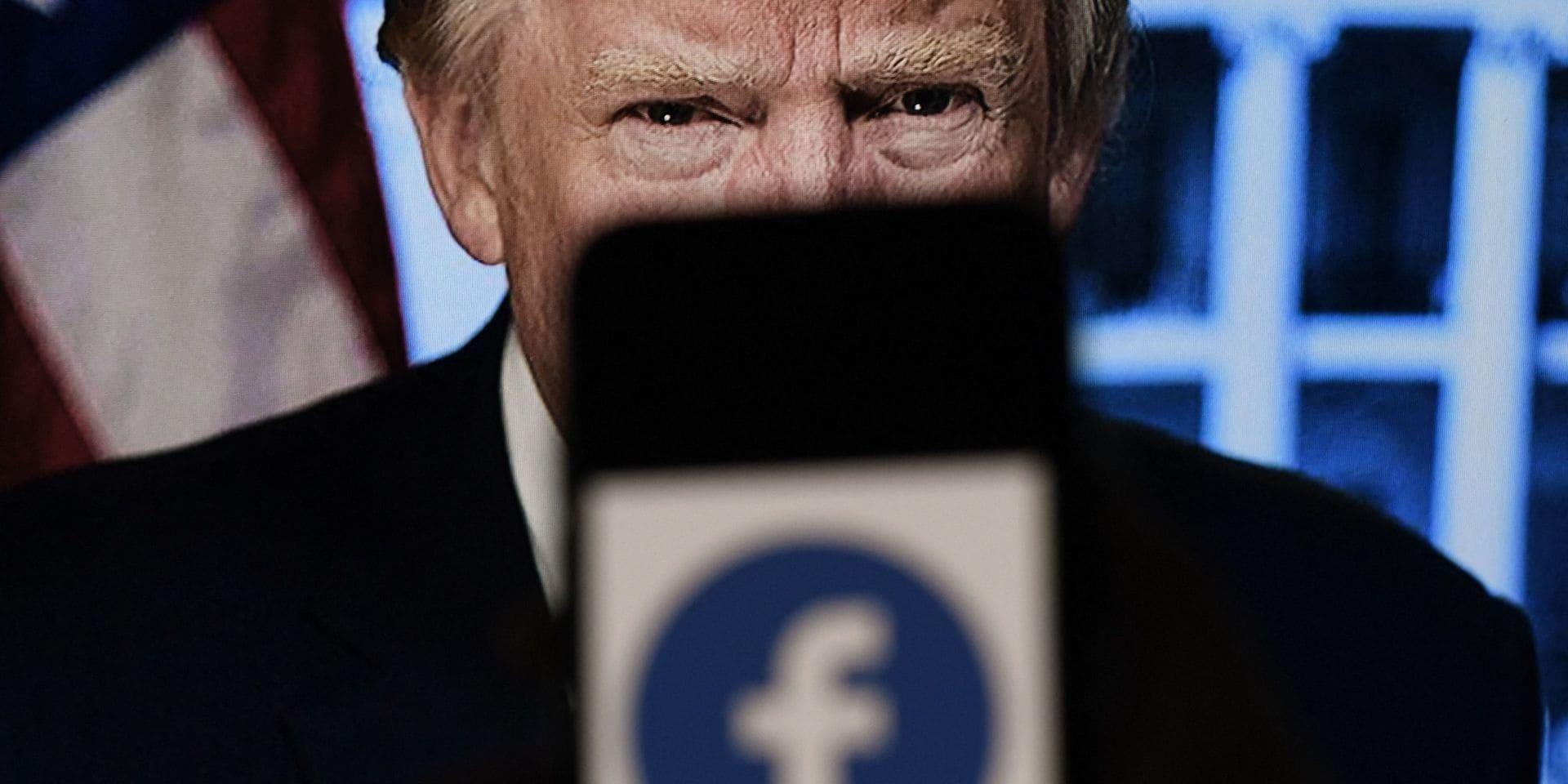 Donald Trump va-t-il revenir sur Facebook? Pourquoi ce mercredi est attendu comme un jour historique pour le réseau social