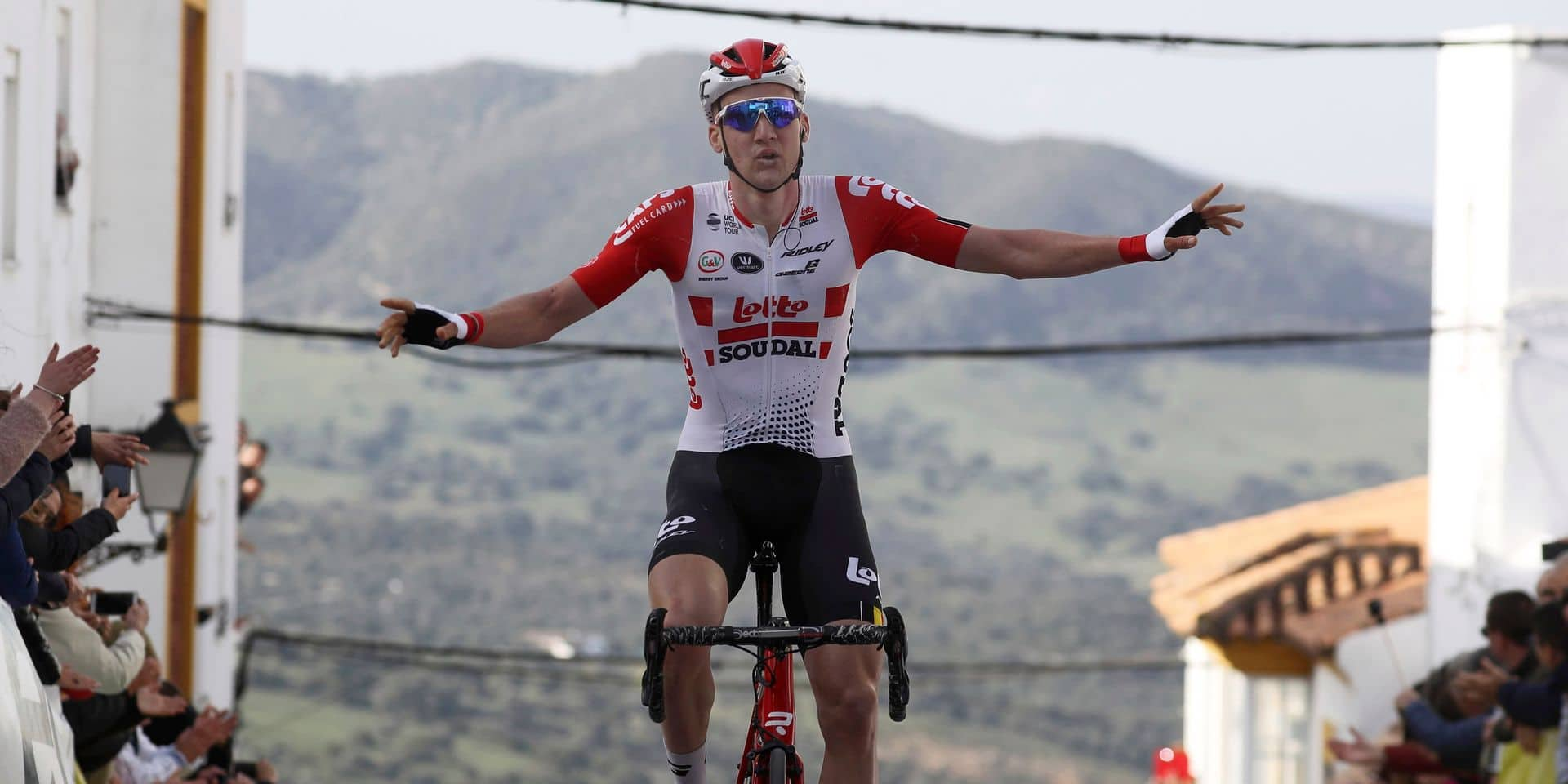 Vuelta a Andalucia Ruta Ciclista Del Sol 2019 stage-1