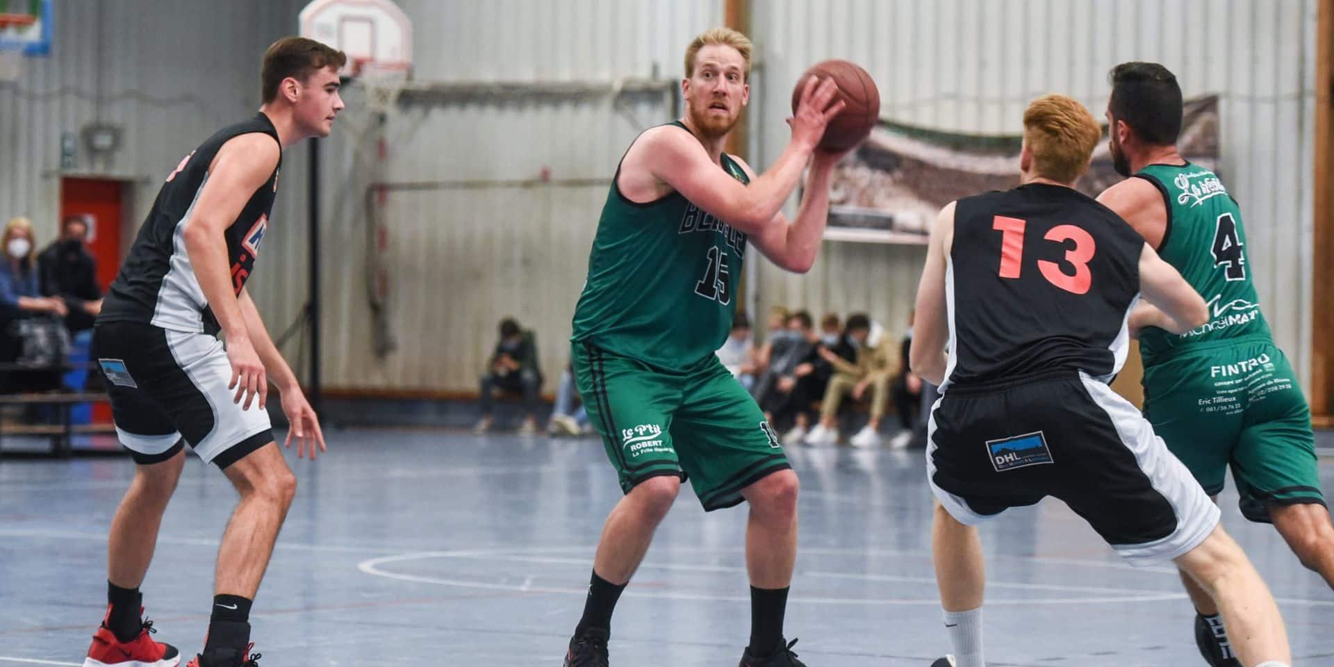 Basket-ball (Coupe de Belgique): Belgrade se paye une D2, Gembloux tout proche de l'exploit