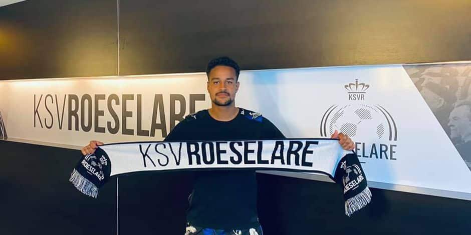 Curtis Kabeya rejoint Roulers !