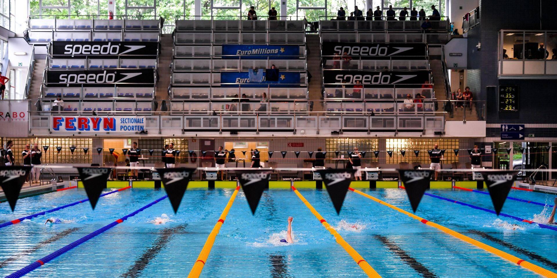 La délégation pour l'Euro de natation est quasi complète