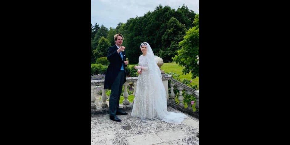 La princesse Raiyah de Jordanie s'est mariée