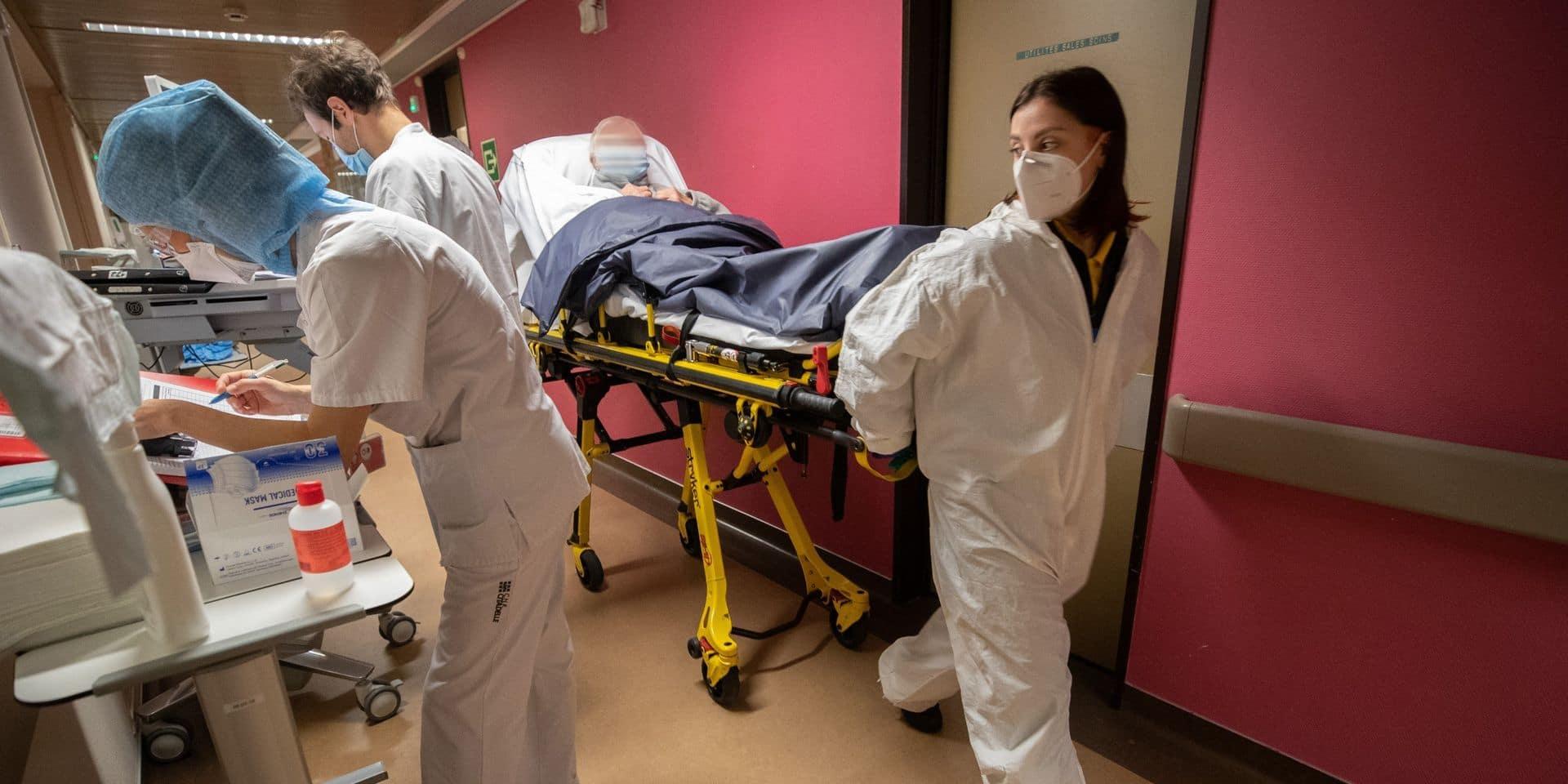 Le nouveau point noir des contaminations Covid: après Bruxelles, c'est Liège qui inquiète