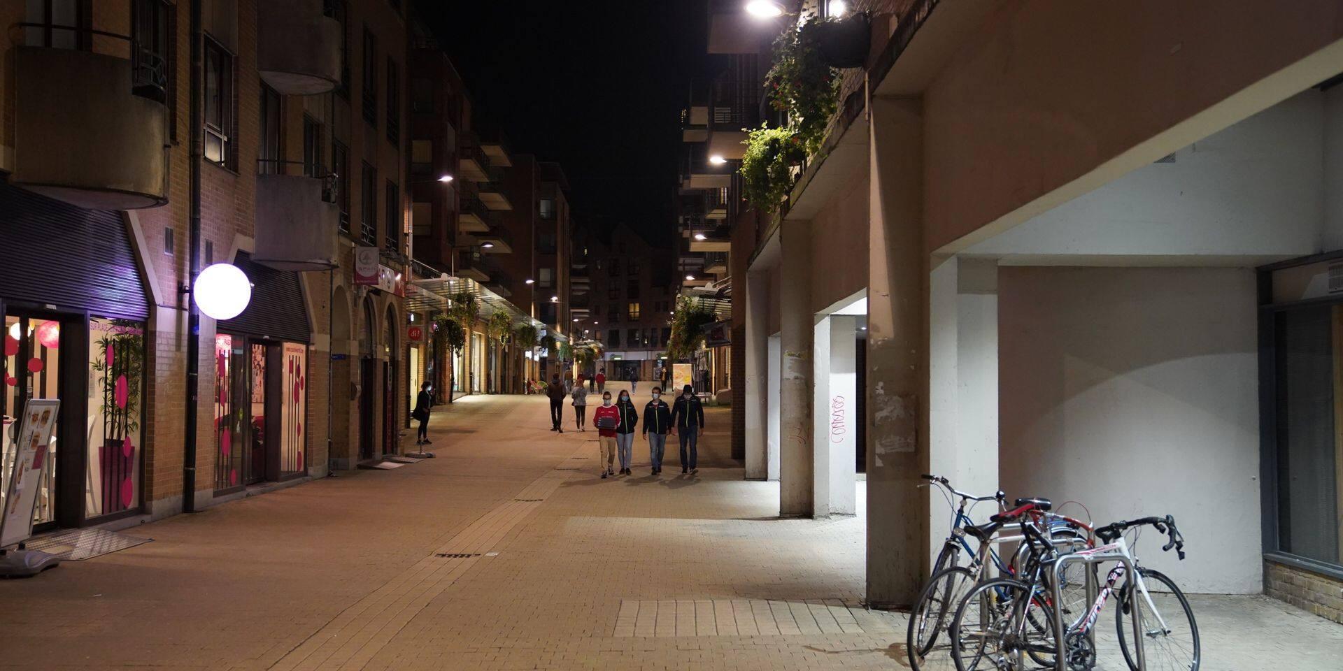 Plusieurs fêtes interrompues par la police dans des kots à Louvain-la-Neuve, dont une avec douze étudiants