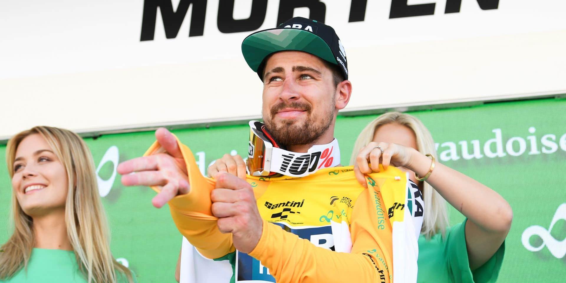Tour de Suisse : Peter Sagan est bien de retour