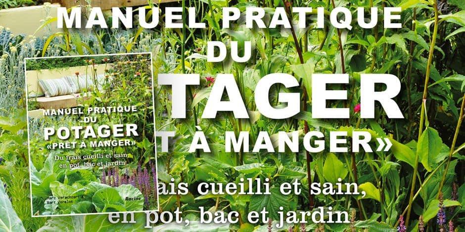 Concours : gagnez le manuel pratique du jardin potagerdes légumes « prêts à manger » toute l'année !