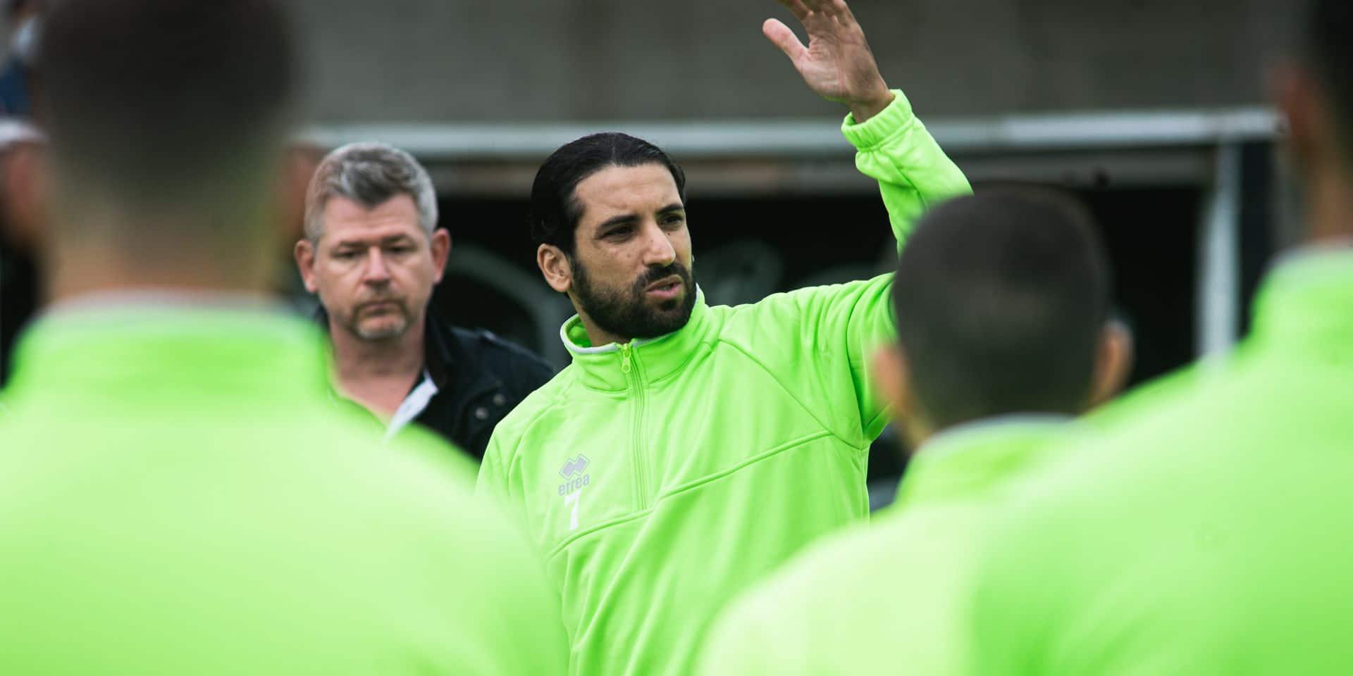 """Mohamed Dahmane: """"Je préfère que la N1 reprenne en janvier"""""""