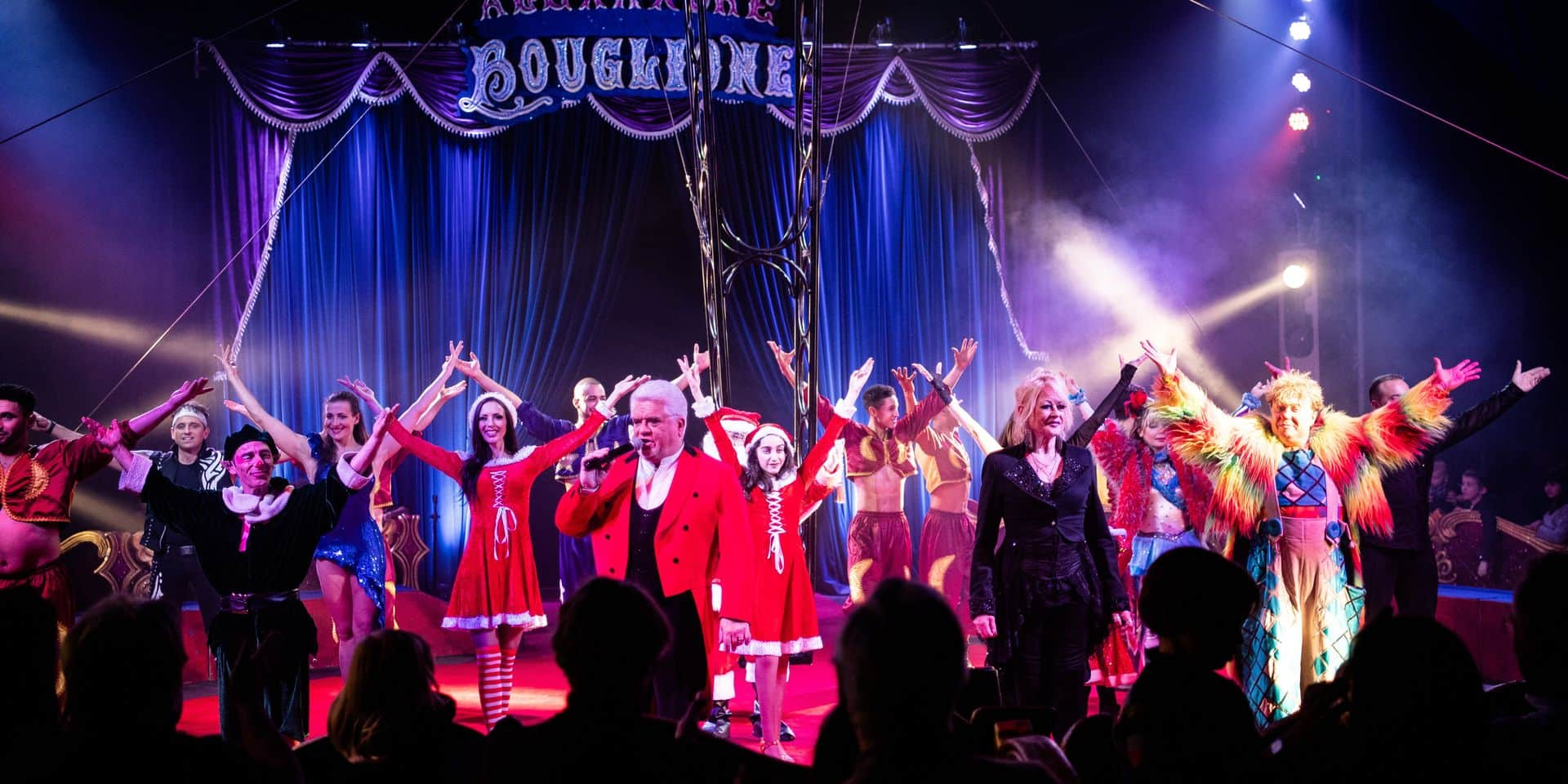 """Bouglione veut que le cirque traditionnel soit reconnu par la Communauté française: """"Sans Prozac, on..."""