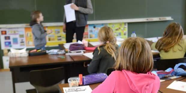 Faire appel à des non-professeurs pour donner cours: une solution pour les cours vacants - La DH