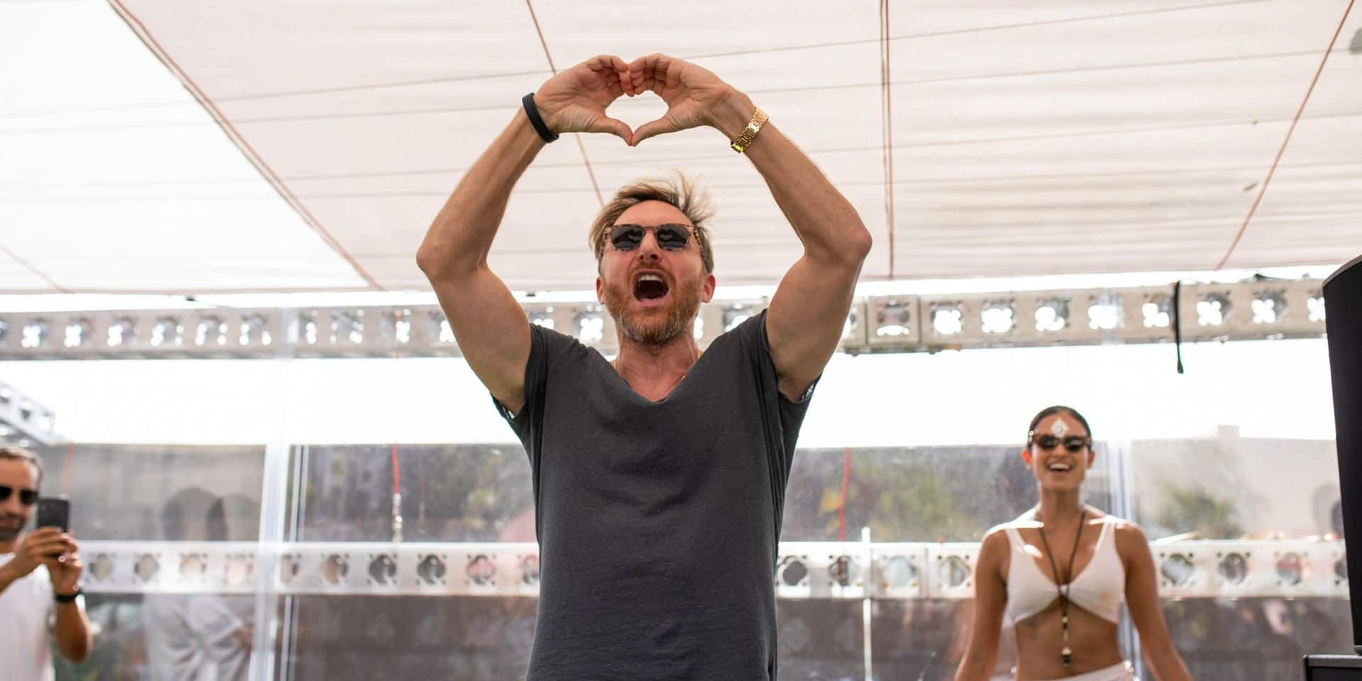 David Guetta s'assure une retraite en platine!