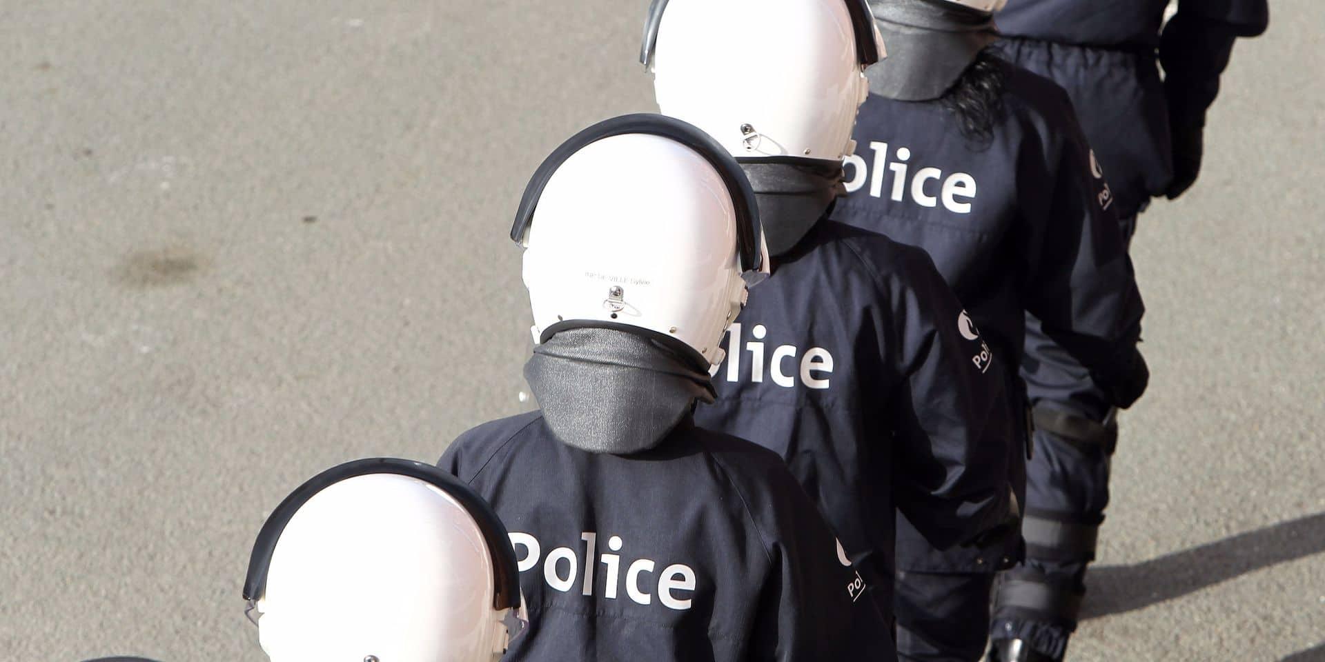 """Zone de police de la Haute Senne : """"Il y a eu une claire diminution de la criminalité lors de cette année 2020"""""""