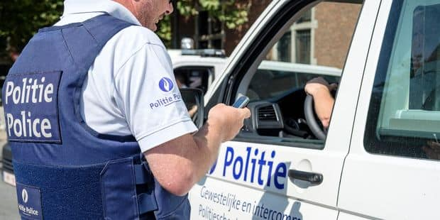 La police tire sur un véhicule à Silenrieux - La DH