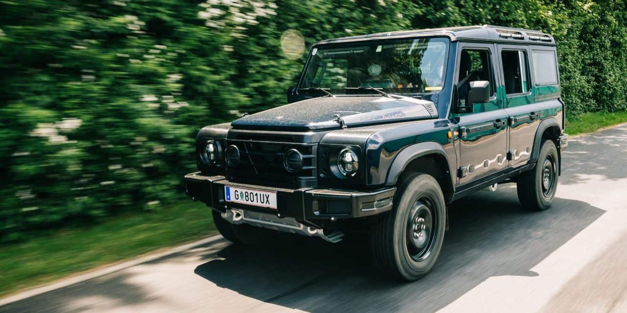 Ineos Grenadier : le vrai descendant du Land Rover Defender !